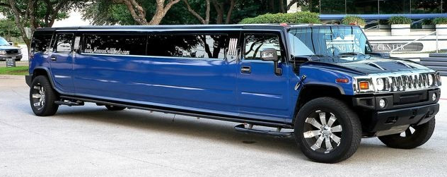 birthday party hummer limo bus transportation