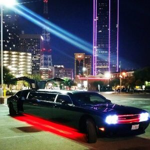 Downtown Challenger Limo