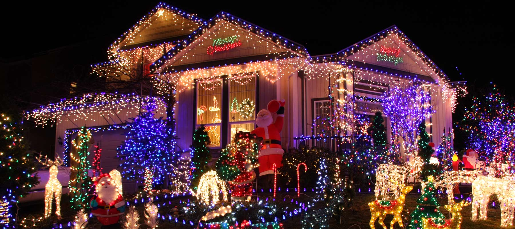 Dallas Christmas Light Tours