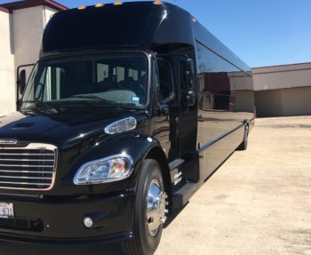 Freightliner 50 Passenger Executive Limo Bus