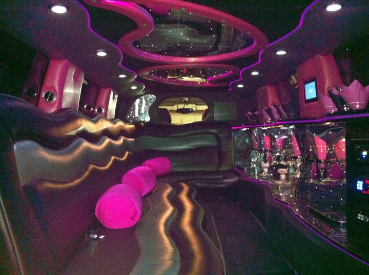 Pinky H3 Hummer Limo Dallas Limos Dallas Fort Worth Limo